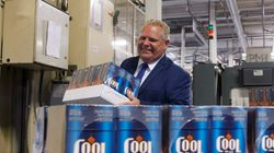 And Now The U.S. Chamber Of Commerce Is Blasting Ford's Beer Store