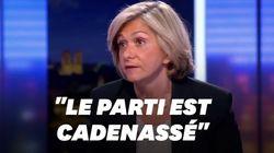 Valérie Pécresse quitte Les