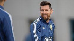 El hijo de Messi se convierte en 'trending topic' instantáneo tras lo que ha contado su