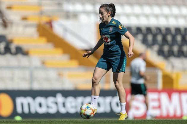 Até 2018, Érika jogou no Paris Saint Germain e, no mesmo ano, foi contratada pelo