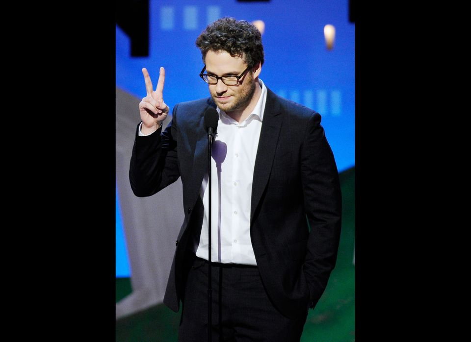 Logic would dictate that Seth Rogen is a terrible choice to host the 85th annual Academy Awards. After all, his shaggy-dog pe