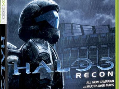 Halo 3 Recon: New Halo Game Announced, Watch The Trailer