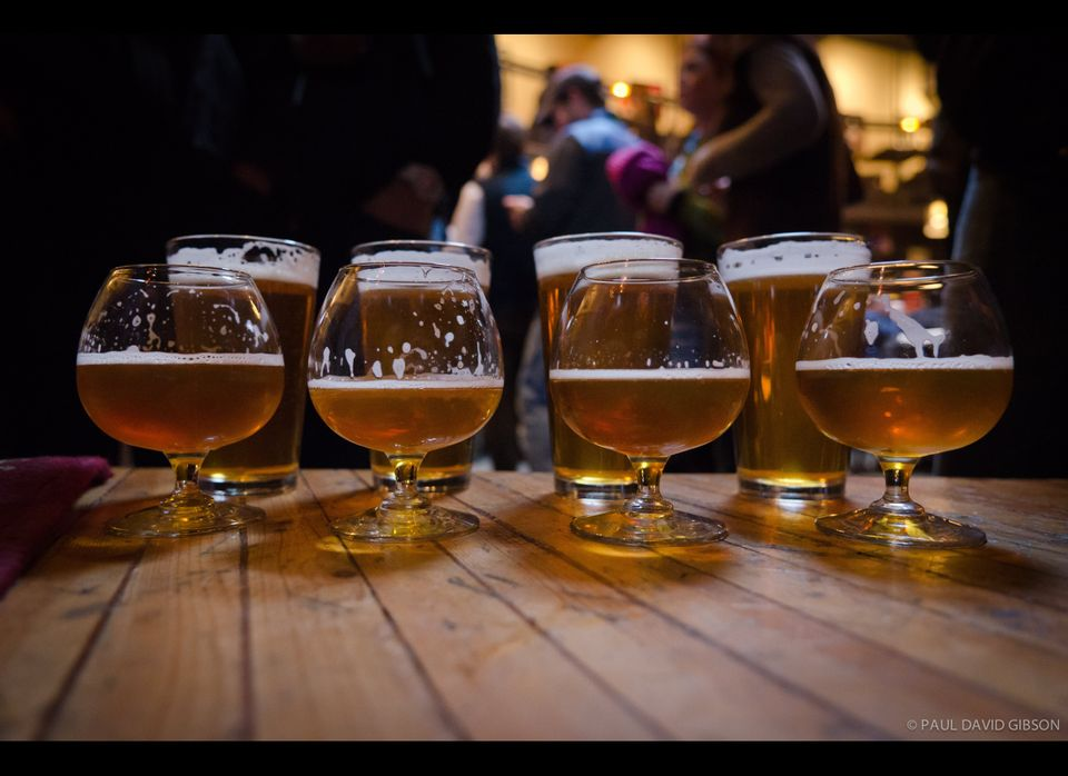 """""""It is almost a true Triple IPA with triple the amount of hops as a regular I.P.A. That said, it is extremely difficult, time"""