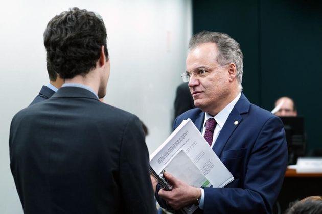 Relator da reforma da Previdência, deputado Samuel Moreira (PSDB-SP) não decidiu sobre participação...