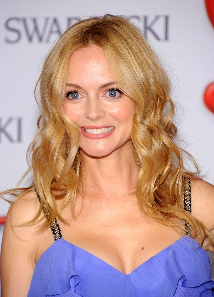 NEW YORK, NY - JUNE 04:  Heather Graham attends the 2012 CFDA Fashion Awards at Alice Tully Hall on June 4, 2012 in New York