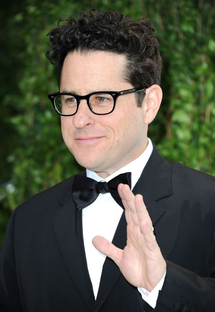 WEST HOLLYWOOD, CA - FEBRUARY 26:  Producer J.J. Abrams arrives at the 2012 Vanity Fair Oscar Party hosted by Graydon Carter