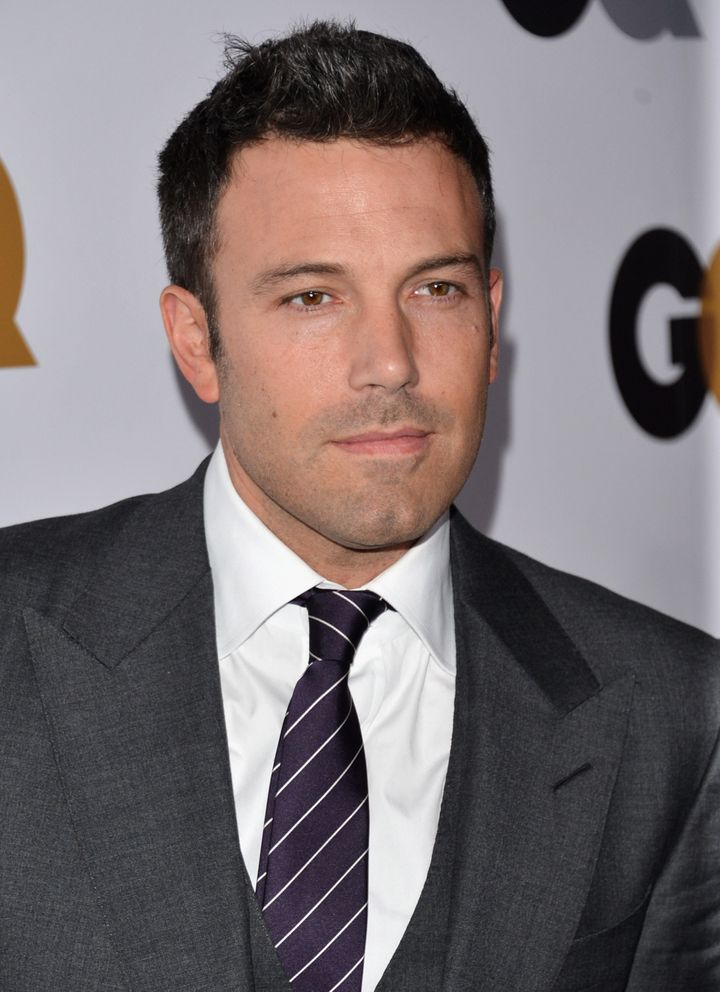 LOS ANGELES, CA - NOVEMBER 13:  Actor Ben Affleck arrives at the GQ Men of the Year Party at Chateau Marmont on November 13,