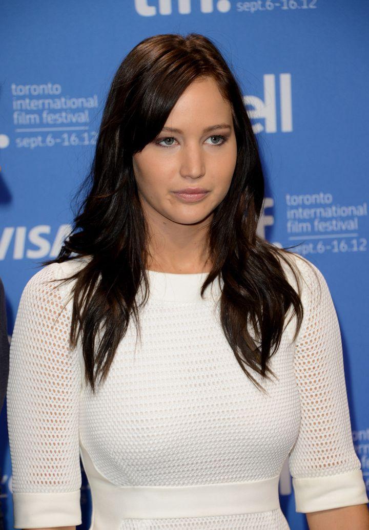 TORONTO, ON - SEPTEMBER 09:  Actress Jennifer Lawrence attends the 'Silver Linings Playbook' Photo Call during the 2012 Toron