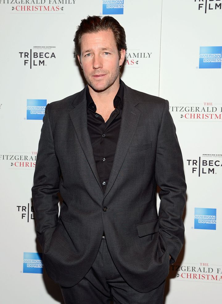 NEW YORK, NY - NOVEMBER 27:  Actor/film producer Edward Burns attends Tribeca Film's Special New York Screening Of 'The Fitzg