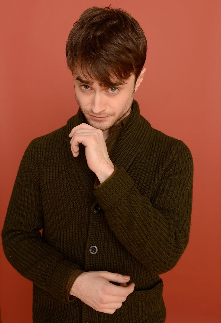 PARK CITY, UT - JANUARY 18:  Actor Daniel Radcliffe poses for a portrait during the 2013 Sundance Film Festival at the Getty