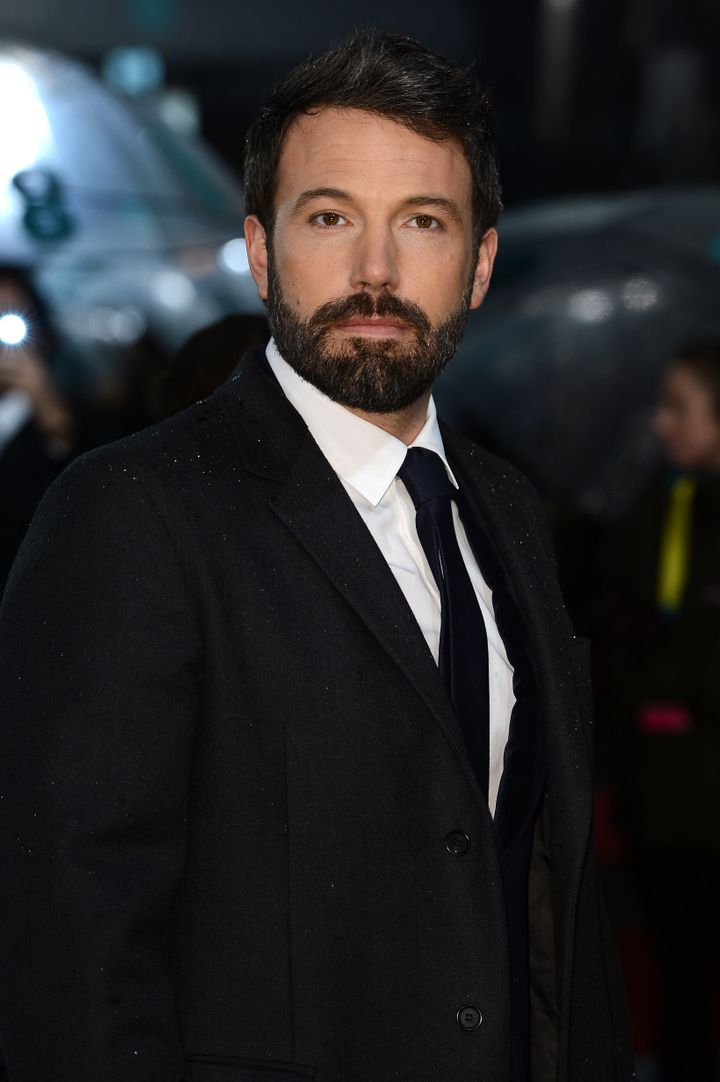 LONDON, ENGLAND - FEBRUARY 10:  Ben Affleck attends the EE British Academy Film Awards at The Royal Opera House on February 1