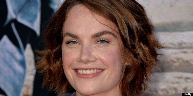 ANAHEIM, CA - JUNE 22:  Actress Ruth Wilson arrives at the premiere of Walt Disney Pictures' 'The Lone Ranger' at Disney Cali