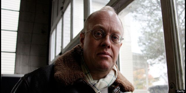 Chris Hedges, a former Pulitzer Prize winning foreign correspondent for the New York Times and best selling author of 'Empire