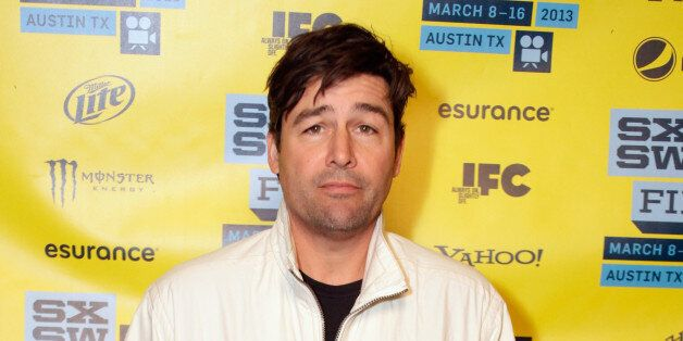 AUSTIN, TX - MARCH 11:  Actor Kyle Chandler arrives at the screening of 'The Spectacular Now' during the 2013 SXSW Music, Fil