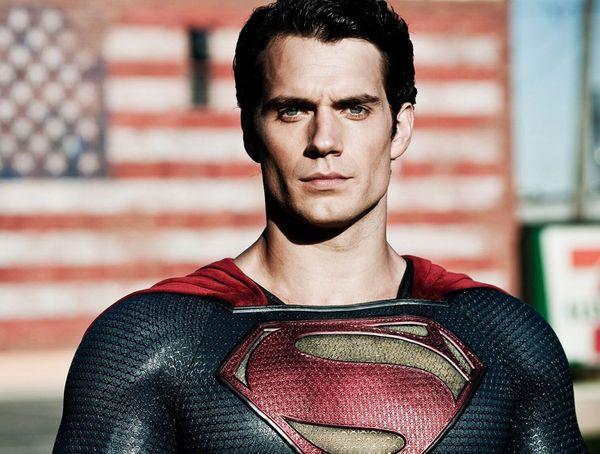 """""""Man of Steel"""" star Henry Cavill gave Superman something he hasn't had in a long time: a personality."""