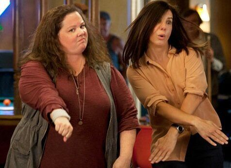 """""""The Heat"""" was just more proof that Melissa McCarthy and Sandra Bullock might be the two best comedic actresses in Hollywood."""
