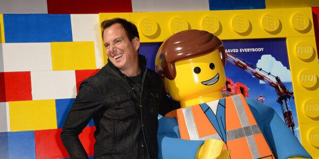 WESTWOOD, CA - FEBRUARY 01:  Actor Will Arnett attends the premiere of 'The LEGO Movie' at Regency Village Theatre on Februar