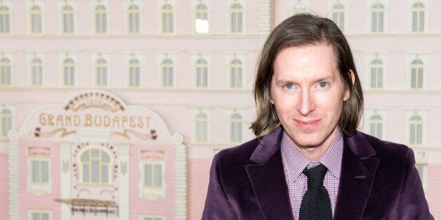 NEW YORK, NY - FEBRUARY 26:  Director Wes Anderson attends 'The Grand Budapest Hotel' premiere at Alice Tully Hall on Februar