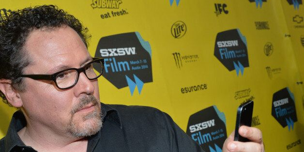 AUSTIN, TX - MARCH 07:  Actor Jon Favreau arrives at the premiere of 'Chef' during the 2014 SXSW Music, Film + Interactive Fe