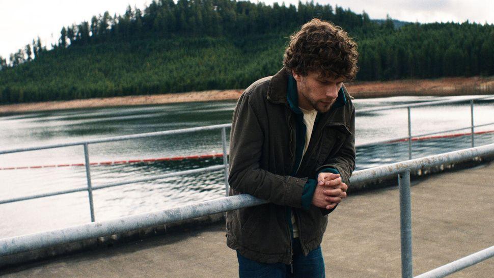 "Jesse Eisenberg, Dakota Fanning and Peter Sarsgaard star in this environmental thriller from director Kelly Reichardt (""Meek'"