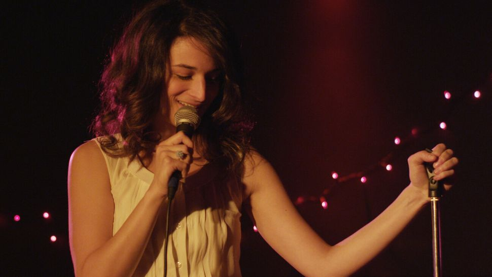 Comedian Jenny Slate stars in this hilarious romantic comedy about what happens when a woman gets pregnant after a one-night
