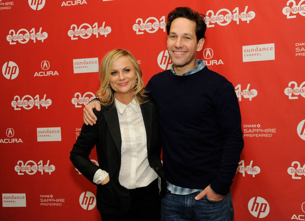 """From director David Wain (""""Wet Hot American Summer"""") comes what looks like """"Naked Gun"""" for romantic comedies. Paul Rudd and A"""