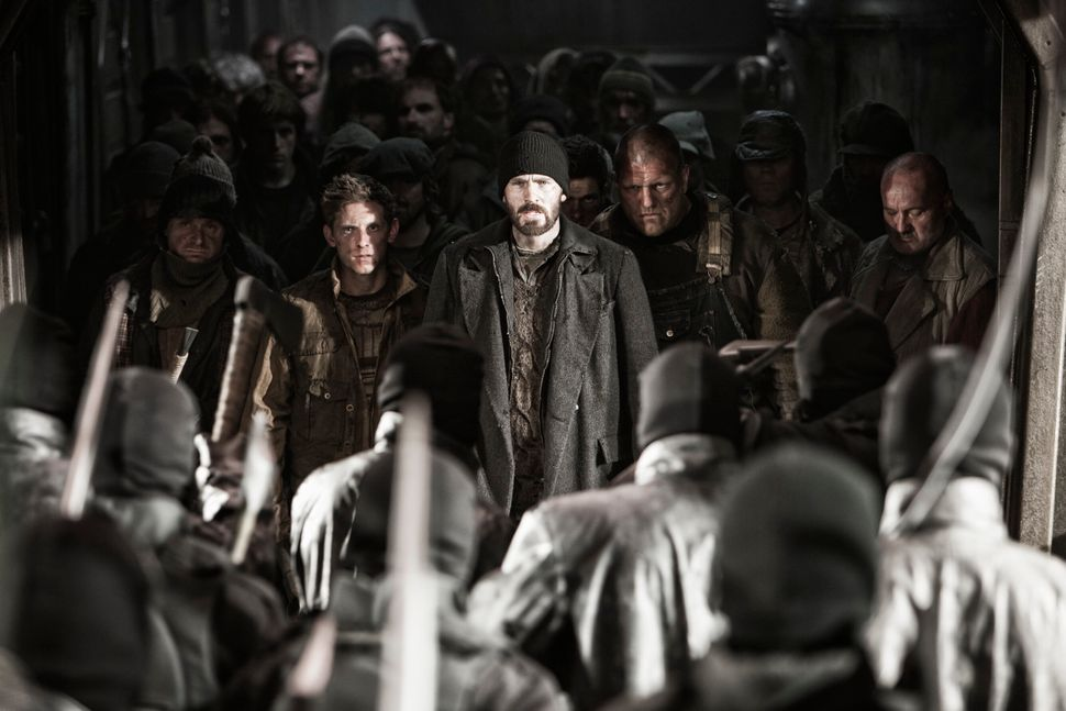 """After months of debate, Bong Joon Ho's """"Snowpiercer"""" will arrive in <a href=""""http://blogs.indiewire.com/theplaylist/snowpierc"""