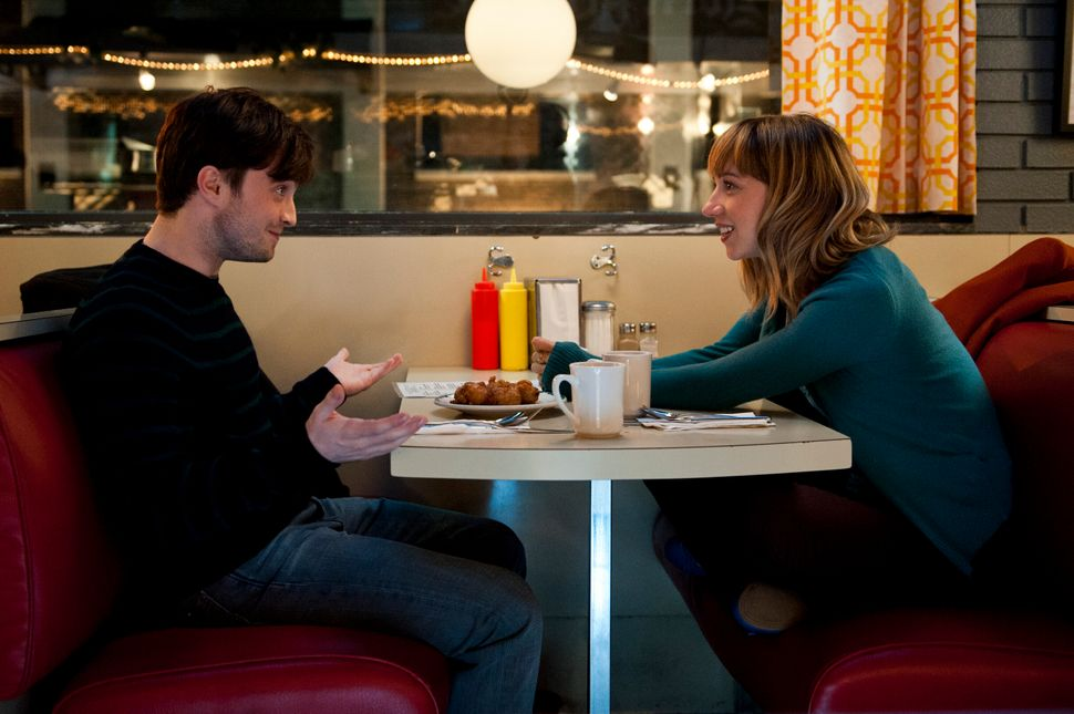 """Formerly titled """"The F Word"""" (which is still the film's moniker in Canada), this romantic comedy stars Daniel Radcliffe, Zoe"""