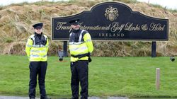 Trump Finally Arrives In Ireland For Taxpayer-Funded Visit To His Golf