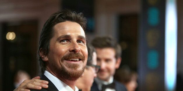 LONDON, ENGLAND - FEBRUARY 16:    Actor Christian Bale attends the EE British Academy Film Awards 2014 at The Royal Opera Hou
