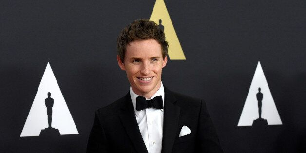 HOLLYWOOD, CA - NOVEMBER 08:  Actor Eddie Redmayne attends the Academy Of Motion Picture Arts And Sciences' 2014 Governors Aw