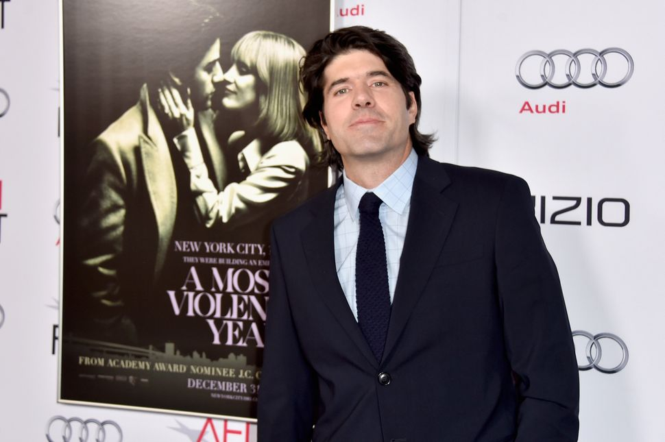 "If J.C. Chandor wants to be the next Sidney Lumet, ""A Most Violent Year"" is a good start. The director's third film -- follow"
