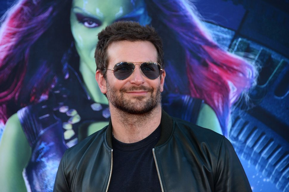 Okay, so providing the voice for a talking space raccoon likely won't nab Bradley Cooper his third Oscar nomination in as man