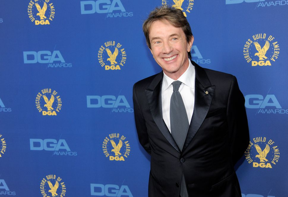 """Martin Short's """"Inherent Vice"""" appearance is brief. He plays a shady dentist who, in a matter of minutes, snorts cocaine, hur"""