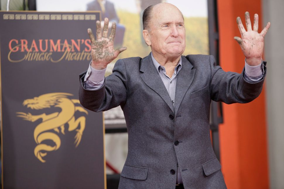 """Robert Duvall is in the mix for what would be his seventh Oscar nomination (and first since 1998's """"A Civil Action""""). Had """"Th"""