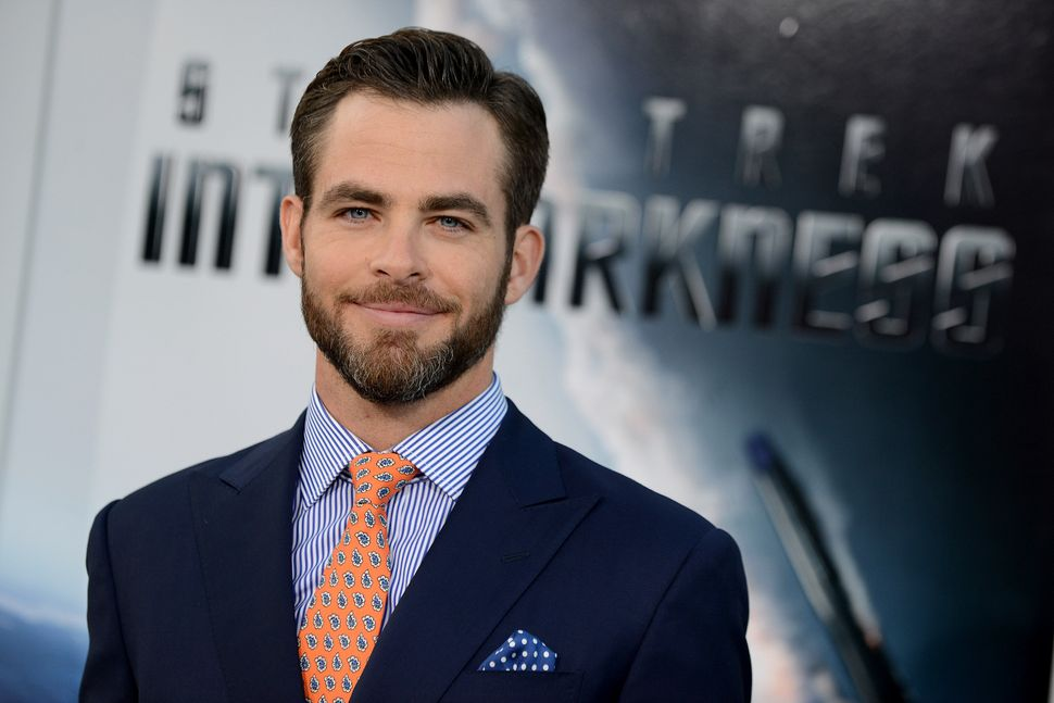 Chris Pine went from Hollywood's next big thing to a third-string Chris. (Chris Pratt and Chris Evans pulled ahead of Pine in