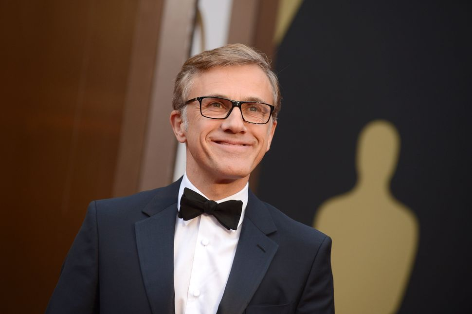 """The most apt way to describe Christoph Waltz in """"Big Eyes"""" is to say he's very Christoph Waltz-esque. That means a showy perf"""