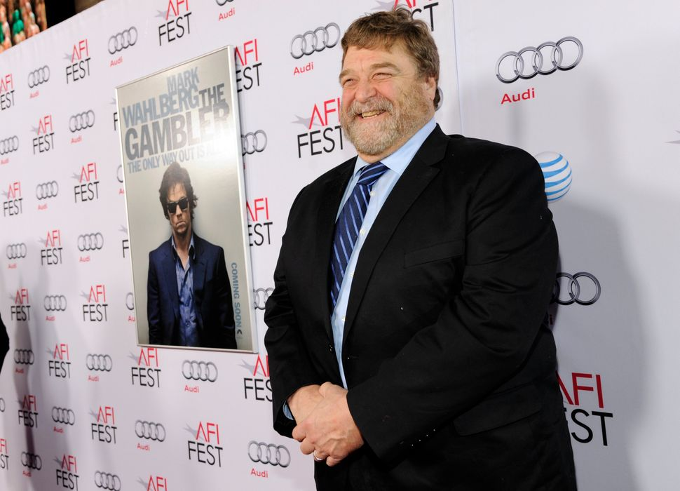 One of these years, John Goodman will receive his first Academy Award nomination and we'll all breathe a sigh of relief. So w