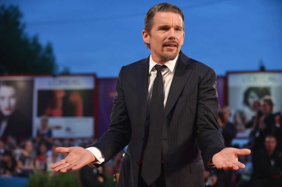 """We too often forget Ethan Hawke is a superb actor. Then he collaborates with Richard Linklater and all is right again. """"Boyho"""
