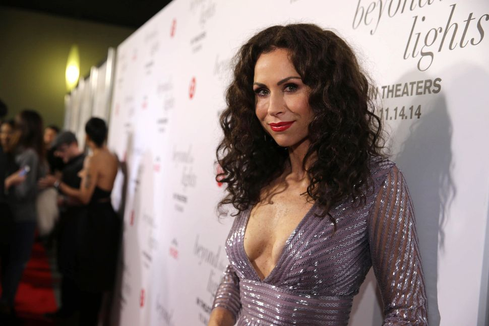 """Minnie Driver had a pretty great year. The former '90s It-Girl co-stars on the NBC series """"About a Boy,"""" provided narration f"""