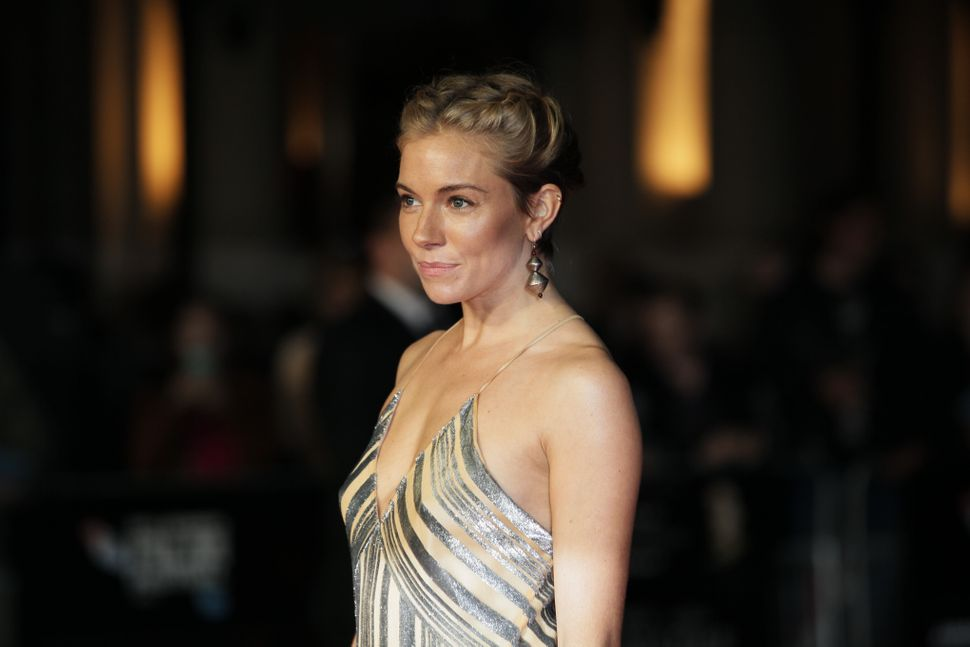 """Sienna Miller will get her due one of these days, but it probably won't be for """"American Sniper."""" Warner Bros. already has it"""