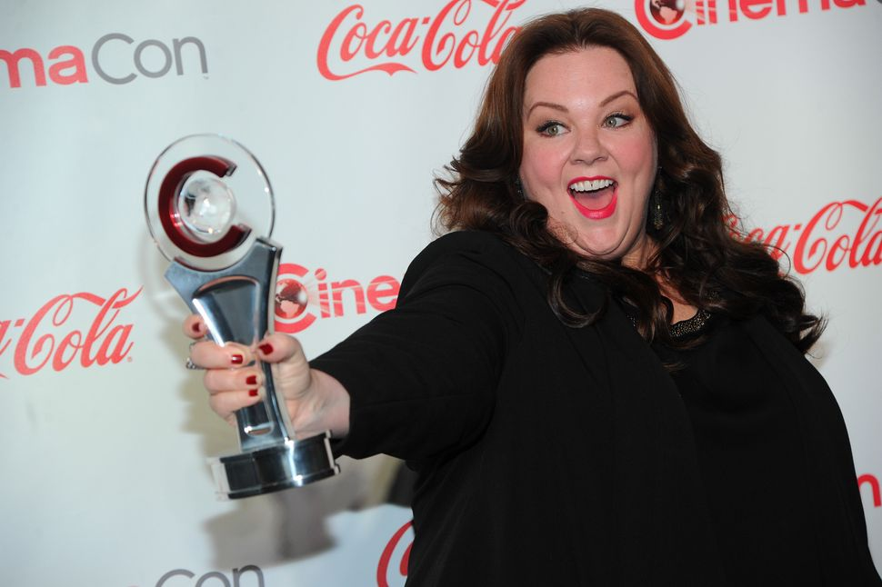 Melissa McCarthy has spent the last few years planting seeds that suggest she's capable of turning in a top-level dramatic pe