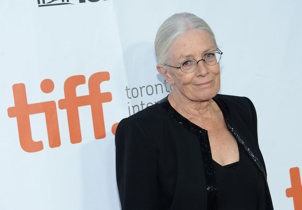 """Vanessa Redgrave barely speaks in """"Foxcatcher,"""" but in truth she doesn't need to. Playing the chilly mother of deranged multi"""