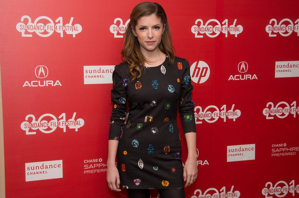 """Anna Kendrick is fairly darling as Cinderella in Rob Marshall's adaptation of """"Into the Woods."""" The movie hasn't proven itsel"""