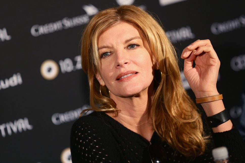 Rene Russo came out of nowhere with her electric stint as a TV news director beholden to the grisly footage a bug-eyed Jake G