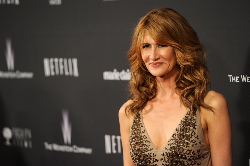 """Laura Dern makes this look simple. Her performance in """"Wild"""" (and, for that matter, """"The Fault in Our Stars,"""" too) is so natu"""