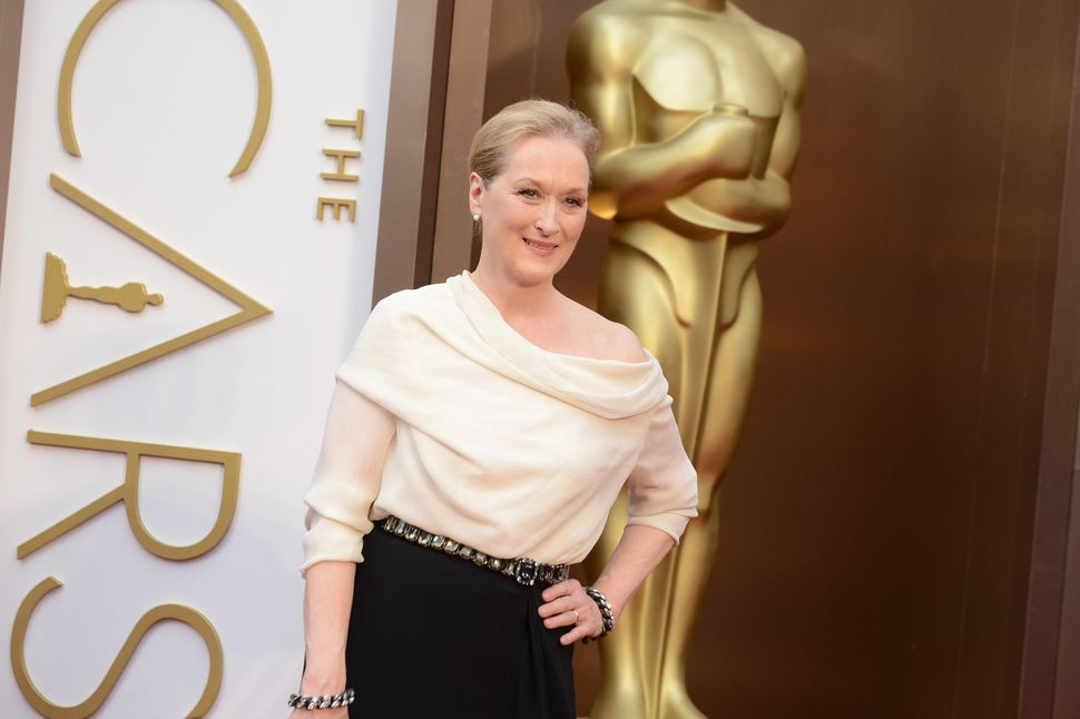 It's hard to praise Meryl Streep at this point. What more can be said that three Oscar trophies and 18 total nominations have