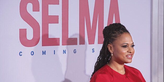 NEW YORK, NY - DECEMBER 14: Director/executive producer Ava DuVernay attends the 'Selma' New York Premiere at the Ziegfeld Theater on December 14, 2014 in New York City. (Photo by Jim Spellman/WireImage)