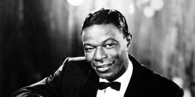 """Singer and pianist Nat """"King"""" Cole is seen in this undated photograph. (AP Photo)"""