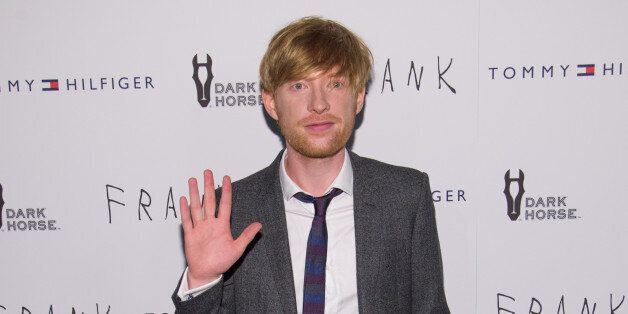 NEW YORK, NY - AUGUST 05:  Actor Domhnall Gleeson attends the'Frank' premiere at the Sunshine Landmark on August 5, 2014 in N